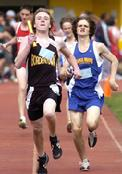2010 Moorestown Invitational Boys Track Meet April 10